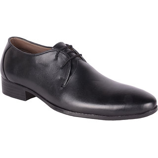 ShoeAdda High Class Pure Leather Corporate Formal Shoe Q4