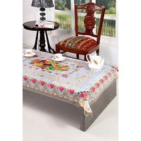 Surhome Attractive 6 Seater Table Cover. TO1607