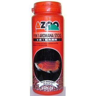 AZOO 9 IN 1 Arowana Sticks (330ml)