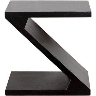 Vishwakarma Furniture Solid Wood Coffee Table(Finish Color - Dark Brown)