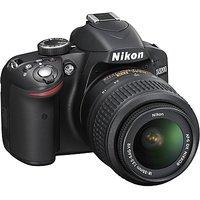 DIGITALORIENTEDTECH (Body With AF-S DX NIKKOR 18-55mm F/3.5-5.6G VR II Lens) DSLR Camera(Black)