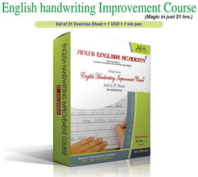English Handwriting Improvement Course