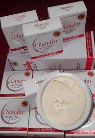 Chandni Whitening Cream Pack Of 6 Pcs (New Packing)
