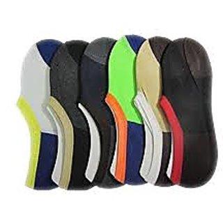 Colored Loafer socks (pack of 12)