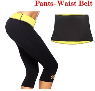 Hot-Shaper Belt Hot Pants Gym Weight Loss for Personality