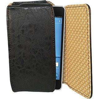 Totta Pouch For Vivo X5Max (Black)
