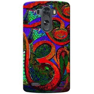 SaleDart Designer Mobile Back Cover for LG G3 D855 D850 D851 D852 LGG3KAA438