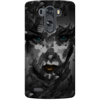 SaleDart Designer Mobile Back Cover for LG G3 D855 D850 D851 D852 LGG3KAA439