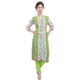 Yuvati Casual Multi-Color Cotton Kurti