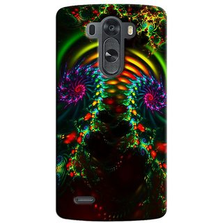 SaleDart Designer Mobile Back Cover for LG G3 D855 D850 D851 D852 LGG3KAA46