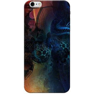 SaleDart Designer Mobile Back Cover for  iPhone 6 Plus + AIP6PKAA643