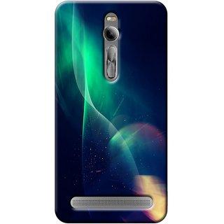 SaleDart Designer Mobile Back Cover for Asus ZenFone 2 AZF2KAA639