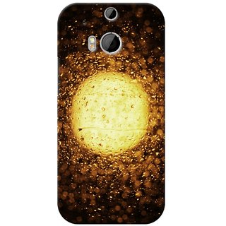 SaleDart Designer Mobile Back Cover for HTC One M8 HTCM8KAA641
