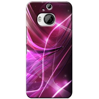 SaleDart Designer Mobile Back Cover for HTC One M9 Plus + HTCM9PKAA647