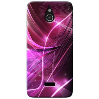 SaleDart Designer Mobile Back Cover for Infocus M2 IFM2KAA647