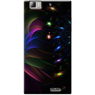 SaleDart Designer Mobile Back Cover for Lenovo K900 K900KAA645