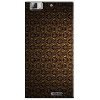 SaleDart Designer Mobile Back Cover for Lenovo K900 K900KAA64