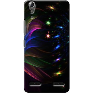 SaleDart Designer Mobile Back Cover for Lenovo A6000 Plus LA6000PKAA645