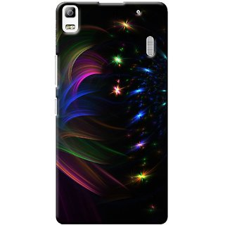 SaleDart Designer Mobile Back Cover for Lenovo A7000 LA7000KAA645