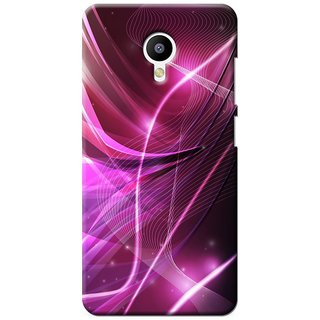 SaleDart Designer Mobile Back Cover for Meizu M2 (Melian 2) MZM2KAA647