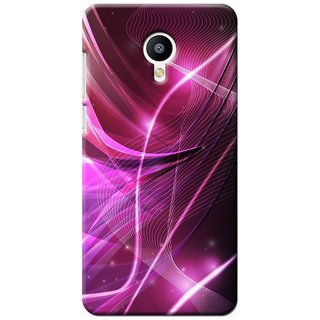 SaleDart Designer Mobile Back Cover for Meizu M2 Note MZM2NKAA647
