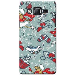 SaleDart Designer Mobile Back Cover for Samsung Galaxy On7 G6000 SGON7KAA640