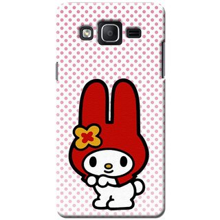 SaleDart Designer Mobile Back Cover for Samsung Galaxy On7 G6000 SGON7KAA642