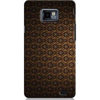 SaleDart Designer Mobile Back Cover for Samsung Galaxy S2 II I9100 SGS2KAA64