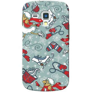 SaleDart Designer Mobile Back Cover for Samsung Galaxy S3 III Mini I8190 I8190N SGS3MKAA640