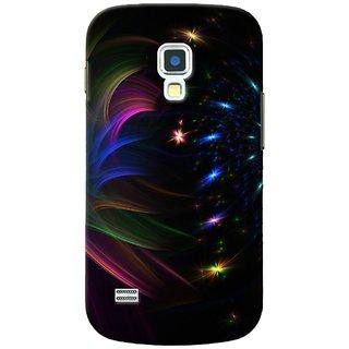 SaleDart Designer Mobile Back Cover for Samsung Galaxy S4 mini I9190 I9190 SGS4MKAA645