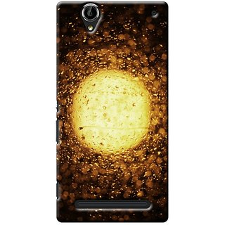 SaleDart Designer Mobile Back Cover for Sony Xperia T2 Ultra SXT2UKAA641