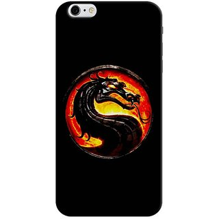 SaleDart Designer Mobile Back Cover for  iPhone 6S AIP6SKAA65