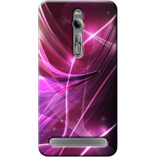 SaleDart Designer Mobile Back Cover for Asus ZenFone 2 AZF2KAA647