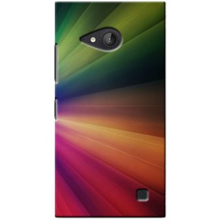 SaleDart Designer Mobile Back Cover for Microsoft Nokia Lumia 730 NL730KAA650