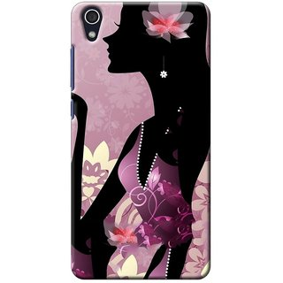 SaleDart Designer Mobile Back Cover for Lenovo S850 S850KAA648