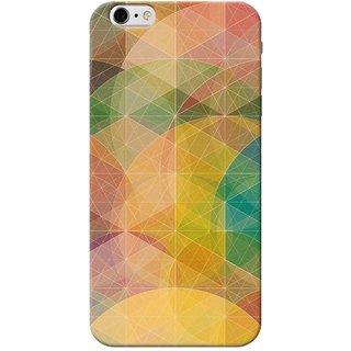 SaleDart Designer Mobile Back Cover for  iPhone 6S AIP6SKAA538