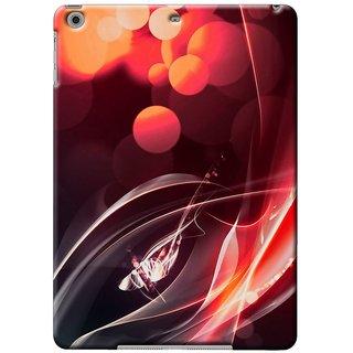 SaleDart Designer Mobile Back Cover for  iPad Air (iPad 5) AIPD5KAA535