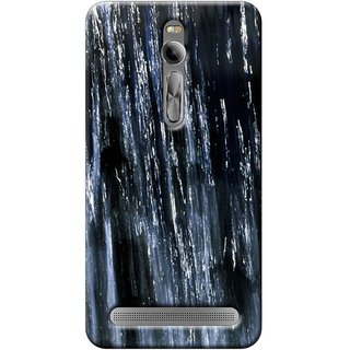 SaleDart Designer Mobile Back Cover for Asus ZenFone 2 AZF2KAA543