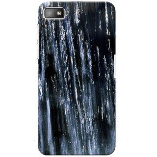 SaleDart Designer Mobile Back Cover for BlackBerry Z10 BBZ10KAA543