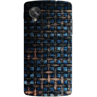 SaleDart Designer Mobile Back Cover for Google LG Nexus 5 GNX5KAA54
