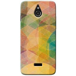SaleDart Designer Mobile Back Cover for Infocus M2 IFM2KAA538