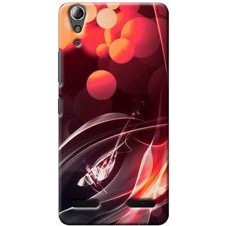 SaleDart Designer Mobile Back Cover for Lenovo A6000 Plus LA6000PKAA535