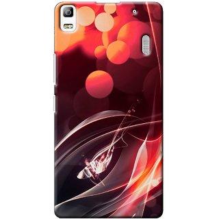 SaleDart Designer Mobile Back Cover for Lenovo A7000 LA7000KAA535