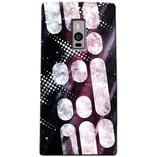 SaleDart Designer Mobile Back Cover for OnePlus Two OPTWOKAA533