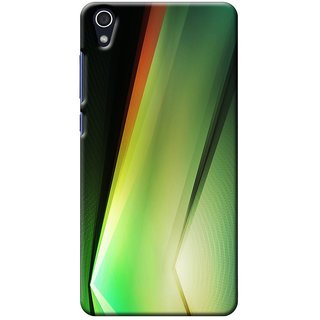SaleDart Designer Mobile Back Cover for Lenovo S850 S850KAA539