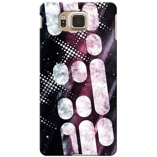SaleDart Designer Mobile Back Cover for Samsung Galaxy Alpha G850 SGALPKAA533