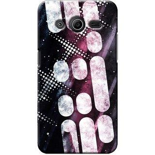 SaleDart Designer Mobile Back Cover for Samsung Galaxy Core 2 II Dual SIM G355H SGCORE2KAA533