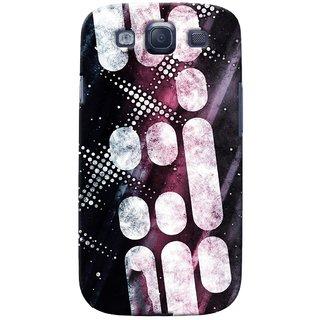 SaleDart Designer Mobile Back Cover for Samsung Galaxy S3 III I9300 SGS3KAA533