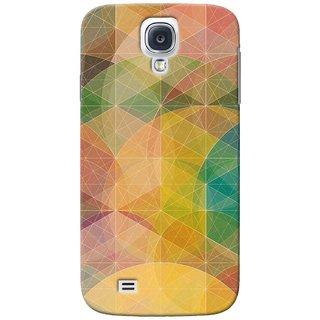 SaleDart Designer Mobile Back Cover for Samsung Galaxy S4 I9500 SGS4KAA538