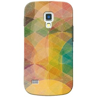 SaleDart Designer Mobile Back Cover for Samsung Galaxy S4 mini I9190 I9190 SGS4MKAA538